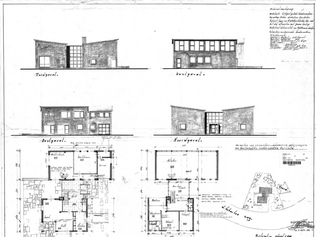 Nieuwe opdracht: verbouw en grondige renovatie stadsvilla Den Haag