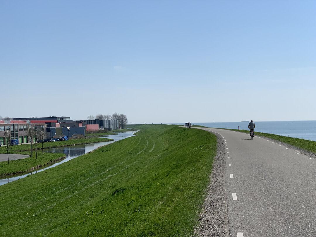 De Slimme Omringdijk – toekomstvisie voor Hoorn80