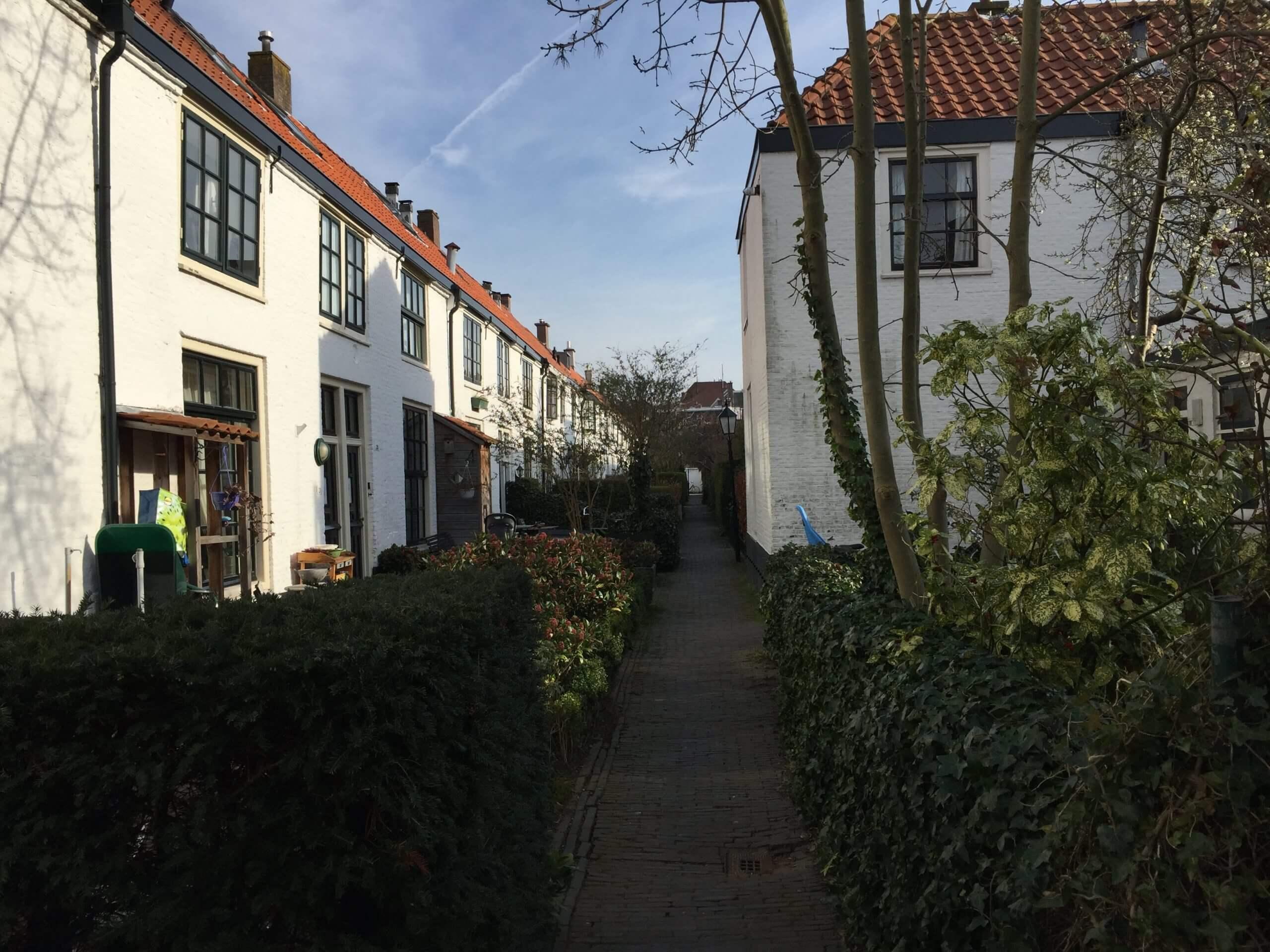 Voor een opdrachtgever van de Mallemolen 55 te Den Haag voert Adriaan Jurriëns architecten op dit moment een ontwerpstudie uit naar de mogelijkheden van een tuinkamer. De